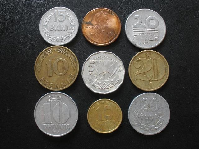 Иностранные монеты коллекции 3 копеек 1991 года стоимость